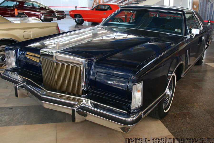 Lincoln Continental Mark V Collector Series. 1979 год